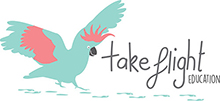 Take Flight Education Logo